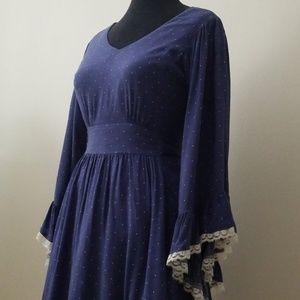 ModCloth Bea & Dot Polka Dot dress XS